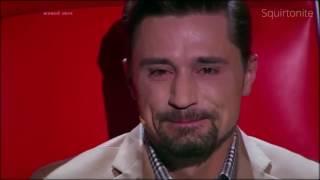 Мальчик-инвалид заставил плакать жюри Шоу Голос ЗАЛ БЫЛ В ШОКЕ ГОЛОС 2017