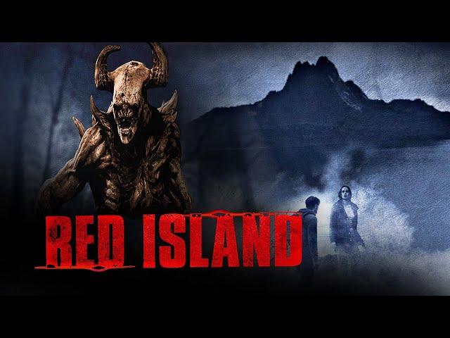 Red Island (Sci-Fi Horrorfilm in voller Länge, ganzer Horrorfilm auf Deutsch anschauen, Sci-Fi Film)