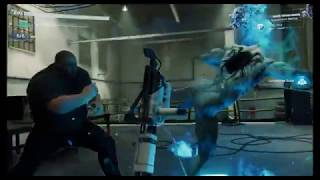 Spider-Man vs Hammerhead Front (Upper East Side) - Flawless combat Ultimate difficulty
