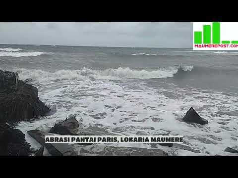 Abrasi Pantai Paris, Lokaria Maumere