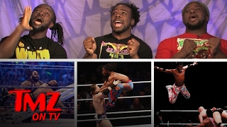 Huge Wrestling News! | TMZ TV(Get your Booty-O's ready ... 'cause THE NEW DAY has officially been tapped to host WrestleMania 33! SUBSCRIBE: http://po.st/TMZSubscribe About TMZ: TMZ ..., 2017-02-25T20:00:09.000Z)