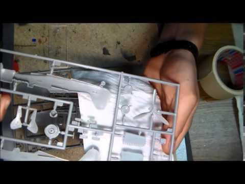 Unboxing: Focke Wulf Fw 190  A-8/R-11  von Revell in 1:72