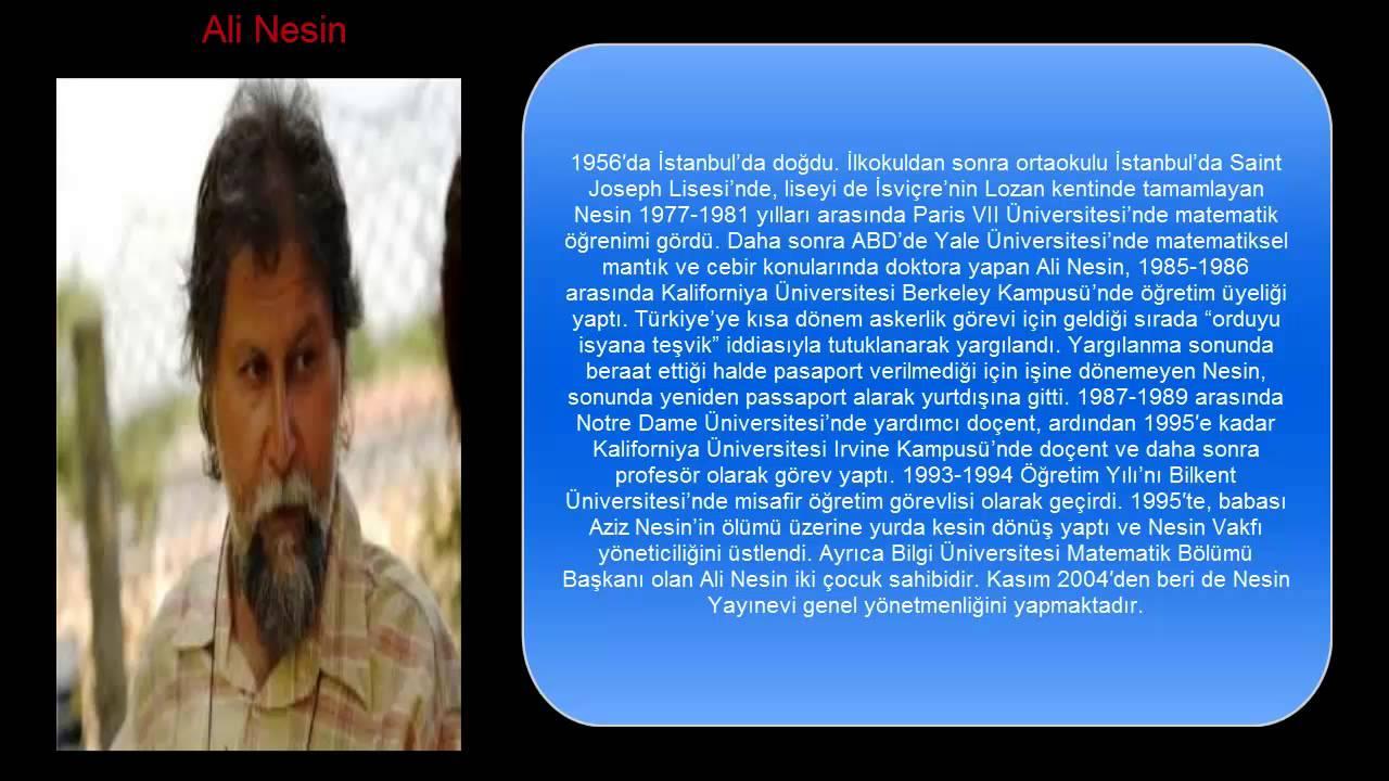 ünlü Türk Islam Matematikçileri Youtube