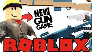 *NEW* GUN GAME BLITZ IN ROBLOX (ZOMBIE BLITZ)!