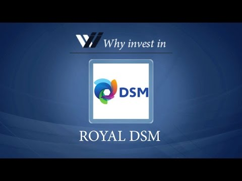 Royal DSM - Why invest in 2015