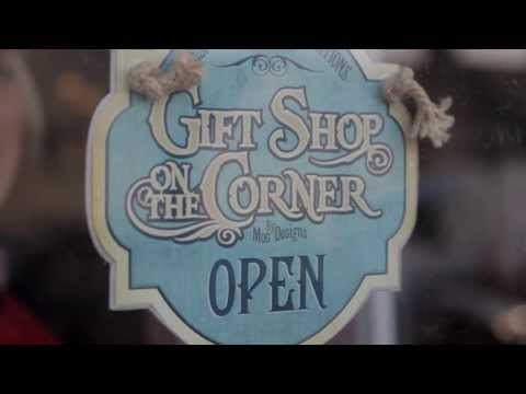 Gift Shop on the Corner (Moo Design) Frodsham