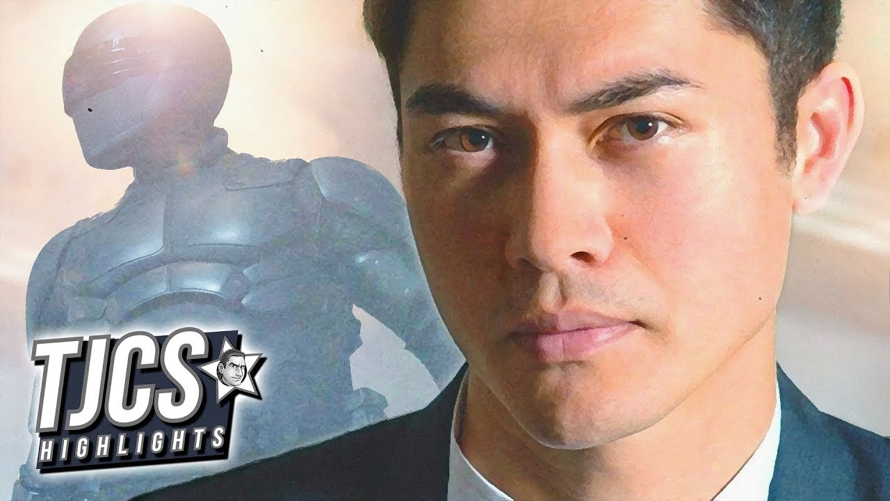 #Showbiz: Henry Golding to play Snake Eyes next?