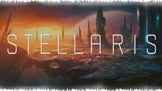 Новая катка. Случайная империя. Повышенная сложность. Stellaris (стрим)