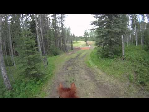 Thompson Country HT Helmet Cam Training XC