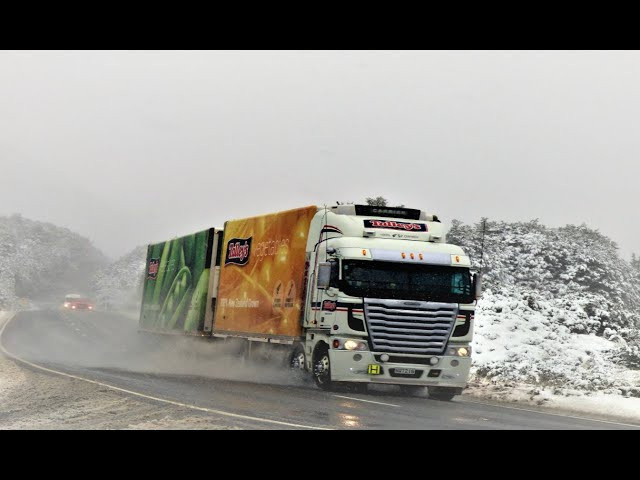 Matthew Baker entry – The Great New Zealand Trucking Video Competition