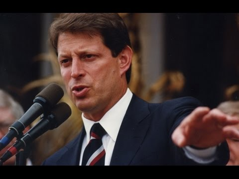 Al Gore's 1992 VP nomination acceptance speech