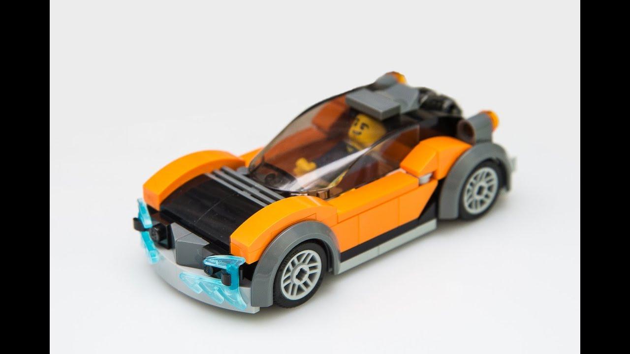 LEGO city concept car REVIEW + HOW TO BUILD TUTORIAL ...