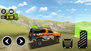 Offroad Prado Stunt Driving Simulator – Luxury SUV 4x4 Stunt Driver 2021 – Android Gameplay screenshot 4