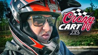 HERE DRIFTS AS KEN BLOCK !!! | Crazy Cart XL