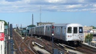 NYC Subway Trains: R-32, R-42 and R-46 Cars