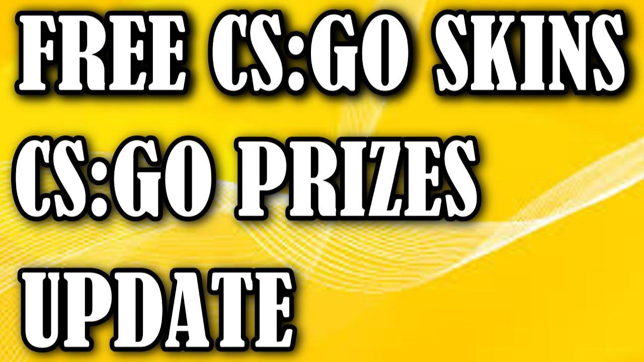 FREE CS:GO SKINS - CSGO PRIZES UPDATE - (8.6.2015)