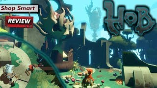 HOB: REVIEW (Literal World Building) (Video Game Video Review)