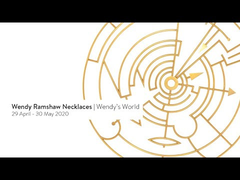 Wendy Ramshaw Brooches | Wendy's World