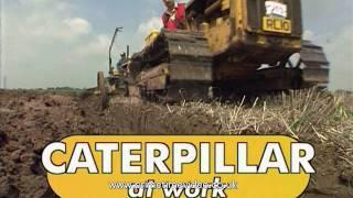 Caterpillar Tractors at Work