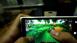 Nokia Lumia 920 Best Games: Minecraft? No Its Survival Craft