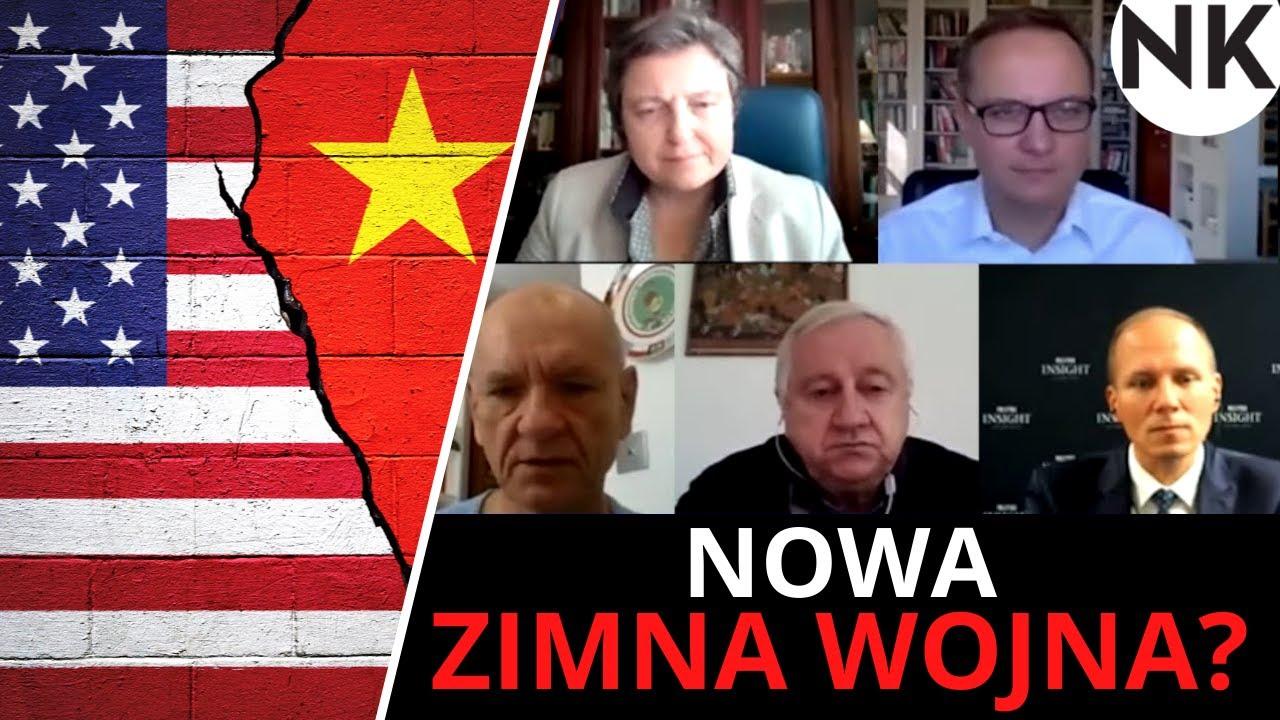 Jakie skutki dla świata niesie nowa zimna wojna? – Góralczyk, Bonikowska, Świerczyński, Radziejewski