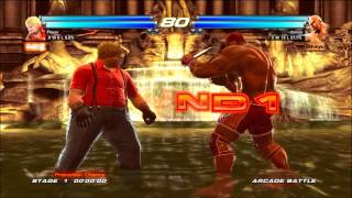 Unboxing/Gamplay: Tekken: Tag Tournament 2 - [PS3]