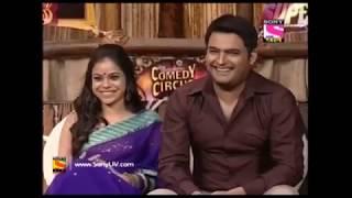 Krushna and Sudesh As Husband & Wife - Kahani Comedy Circus Ki