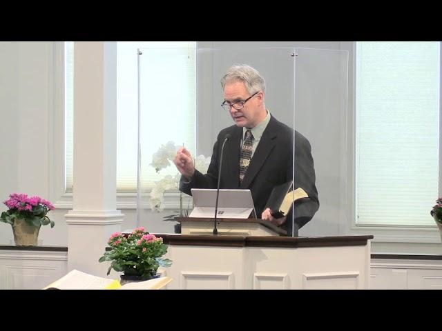 Pastor Michael Pelletier - Being A Hall of Famer (Sabbath Service: February 27, 2021)