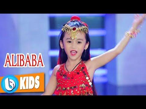 ALIBABA - Bé Tú Anh | Nhạc Thiếu Nhi [MV 2017]