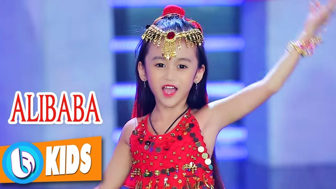 ALIBABA – Bé Tú Anh | Nhạc Thiếu Nhi [MV Official]