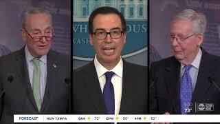 White House, Senate Reach Deal On $2t Coronavirus Stimulus Package