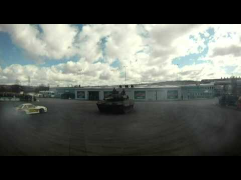 GoPro - Elmia Bilsport Performance & Custom Motor Show 2012.