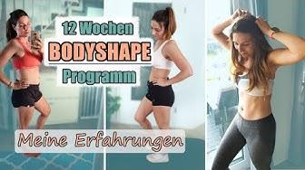 Lohnt es sich? Meine Erfahrungen mit dem Bodyshape Programm + Fazit | Nicis Life