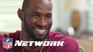 Ricardo Lockette: 'I don't blame anybody for what happened to me' | NFL Network