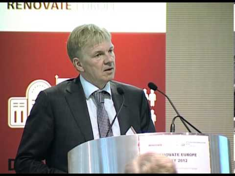 REDay 2012 - Sigurd Naess-Schmidt - Presentation of the Copenhagen Economics Study