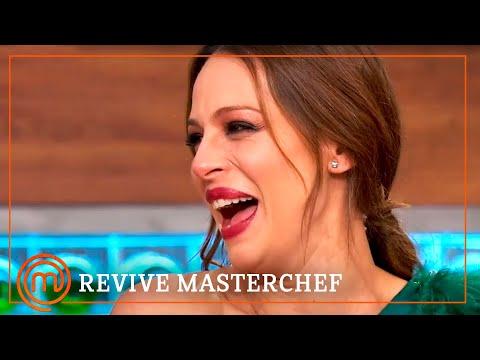 La emocionante despedida de Eva González| MasterChef 6 | REVIVE MASTERCHEF