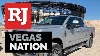 Allegiant Stadium, Raiders Announce Ford Dealers as the Official Automotive Partner