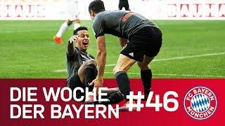 CL-Generalprobe beim FC Augsburg | Die Woche der Bayern | Ausgabe 46