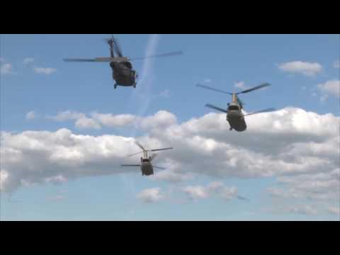 US forces assist British 'Rifles' in Estonia