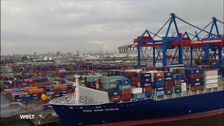 Hamburger Hafen - Deutschlands Tor zur Welt | WELT Doku HD | deutsch