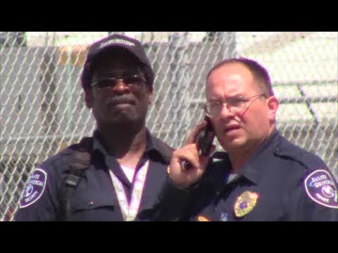 1st Amendment Audit, Tesoro Refinery: Security Calls The Cops & Orders A Pizza