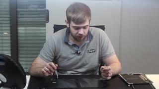 видео iPad Mini 2 замена стекла с гарантией