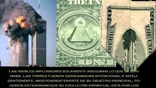 Illuminati - Reptilianos  (El lado obscuro de La Navidad)  2012 3/4
