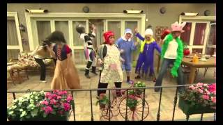 Yalan Dünya oyuncularından dünyayı saran Harlem Shake dansı!