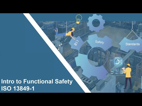 Fortress Webinar - UK, EU - Functional Safety In Machinery Safety Made Simple