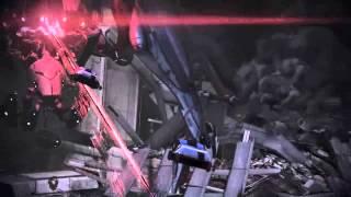 Mass Effect 3 клип на Агата Кристи
