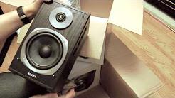 Imdur's Edifier R1600T Plus Unboxing