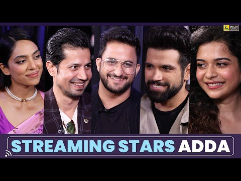 The Streaming Stars Adda   Anupama Chopra   Film Companion