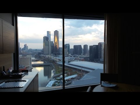 Hilton South Wharf Two Bedroom Suite
