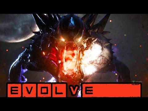 EVOLVE IS ALIVE!! GOLIATH RISES AGAIN!! (XB1 Gameplay 1080p)